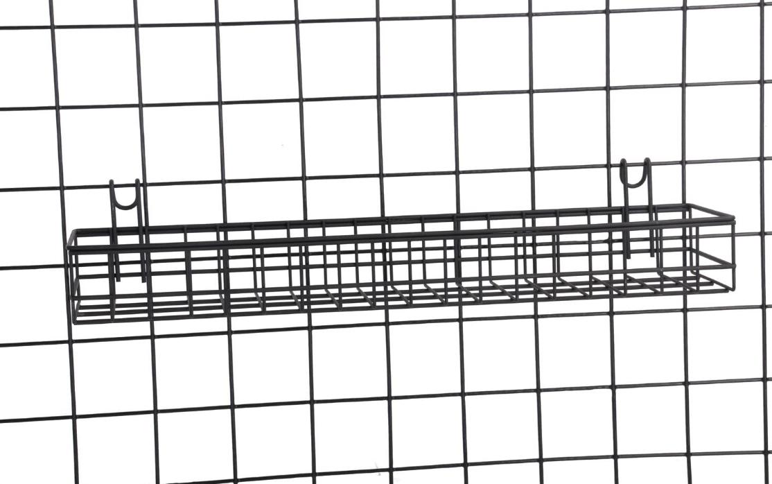 Grid Panel Wire Basket 2