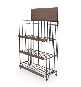 Food Display Rack